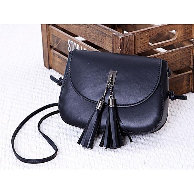 c9671cb3b73 Classy Ladies Women Female Sidebag - Black