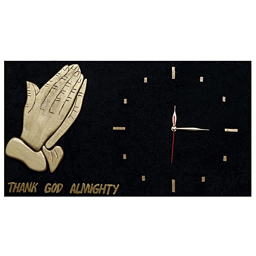 ARTISTIC WALL CLOCK DECORATION