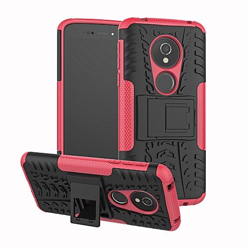 Jingxixang Shop For Motorola Moto E5 Play / E5 Cruise Case Rugged Armor Kickstand Phone Cover