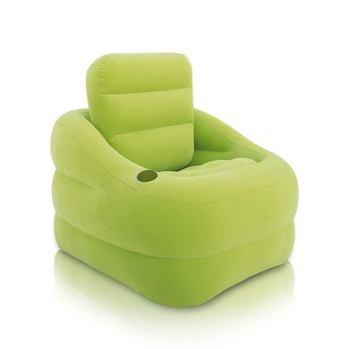 Inflatable Furniture Intex: Intex INFLATABLE CHAIR GARDEN