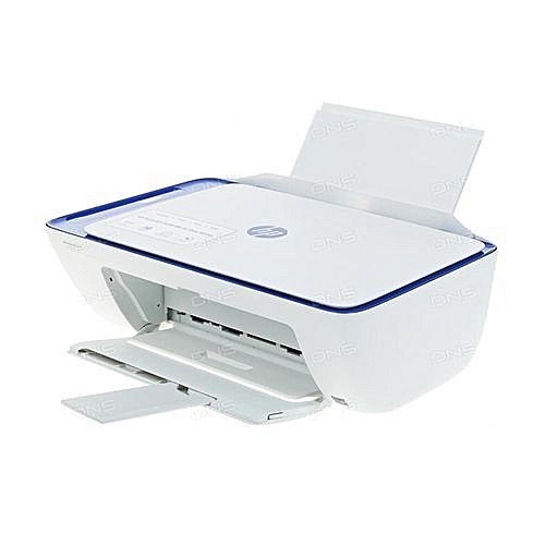 DeskJet 2630 All-in-One Printer - WIRELESS PRINT SCAN AND COPY From Mobile Devices