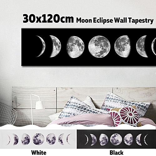 Magical Moon Eclipse Tapestry Cover Wall Hanging Decor Living Room Home