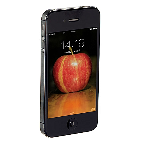 IPhone 4S-3.5'',16GB,Authentic Guaranteed, Smart Mobile 99%new Refurbished Phone Black