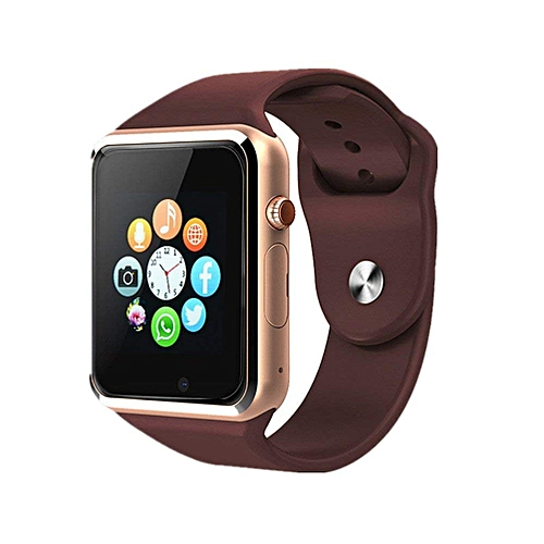 Smart Watch A1 Sport Pedometer With SIM For Android_Gold