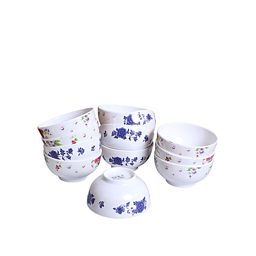 Unbreakable Bowl Set 12 Piece Of Ceramic Plate