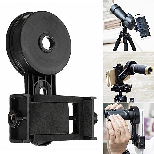 Universal Cell Phone Adapter Mount Binocular Monocular Spotting Scope Telescope