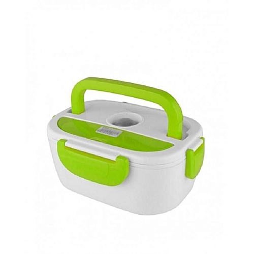 Multi-Functional Electric Lunch Box-green