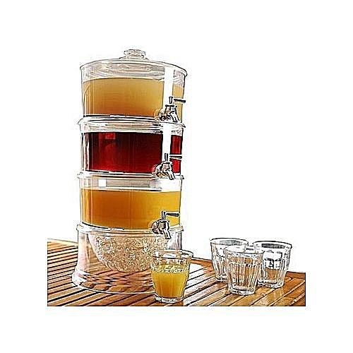 3 Layer Juice Dispenser