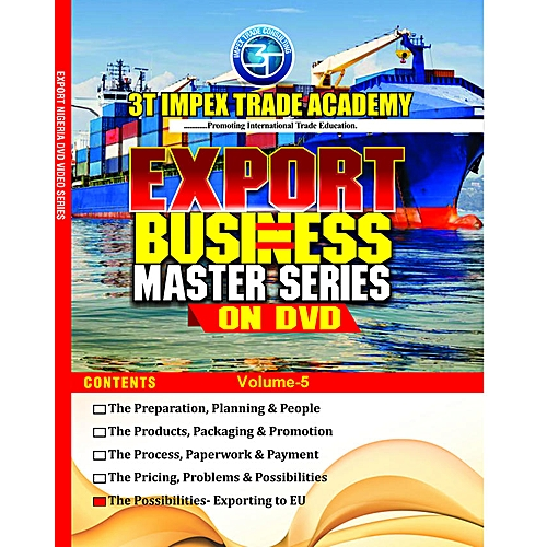 3T Impex Export Business Master DVD-Volume 5
