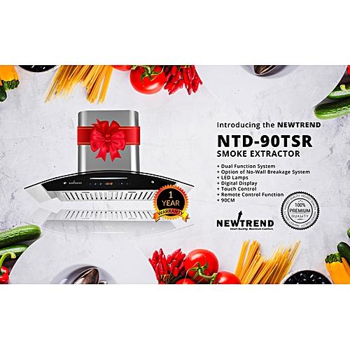 NTD-90TSR Auto-range Hood/smoke Extractor/cooker Hood (3 Power System)