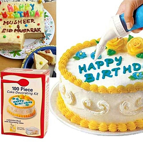 Cake Decorating Kit-100 Pieces