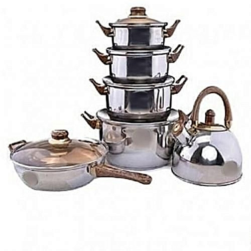 Cooking Pots Set
