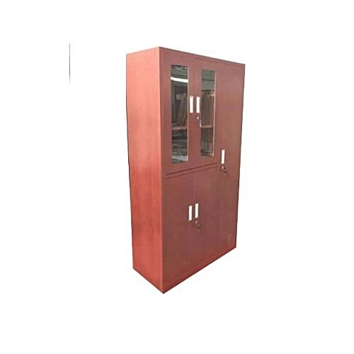 Office File Cabinet And Cupboard With Inner Mirror (Lagos Orders Only)