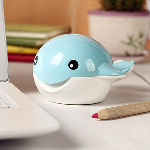 Creative Ultrasonic Mini Whales Humidifier