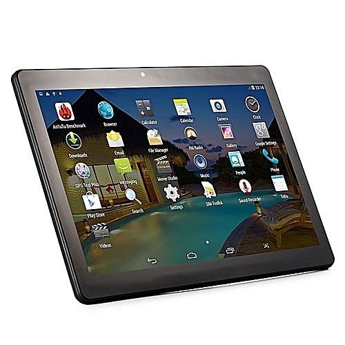 Boca 10 1 Inch Tablet Android 6 Dual Sim Card Leather