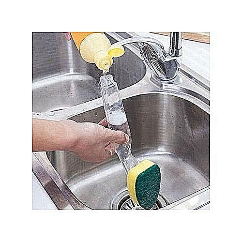 Dish Wand Scrubber
