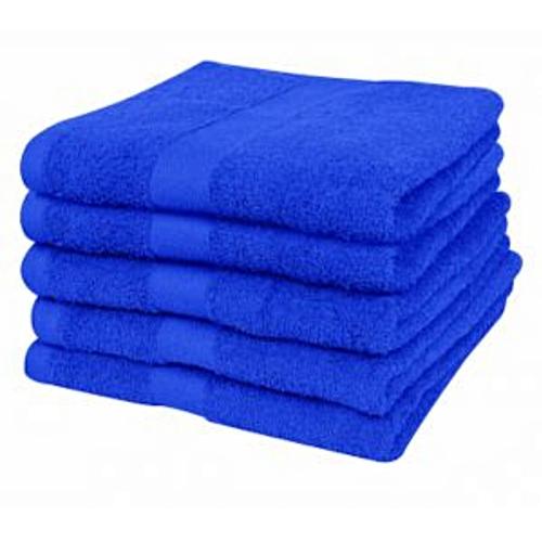 Bath Towel - Blue( Extra Large, Large,)