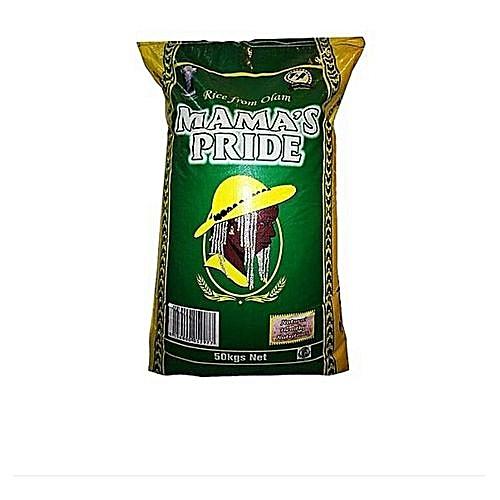 Premium Quality Parboiled Rice 50kg