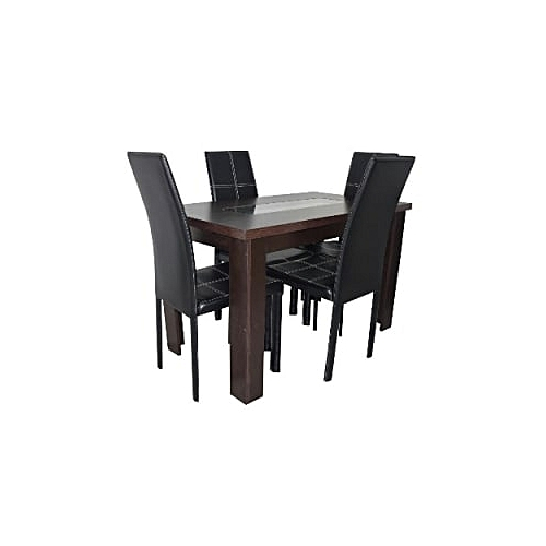 Generic Dining Table And Chairs - 4 Seater Dining Set(Delivery Within Lagos    Ogun Only) 93b446511