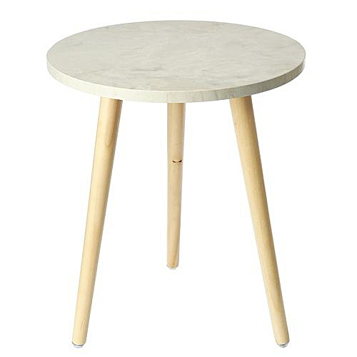 Look Side End Table Coffee Desk Round Display Stand End Lamp
