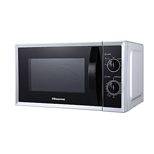 Microwave 20L MOMME - Silver -