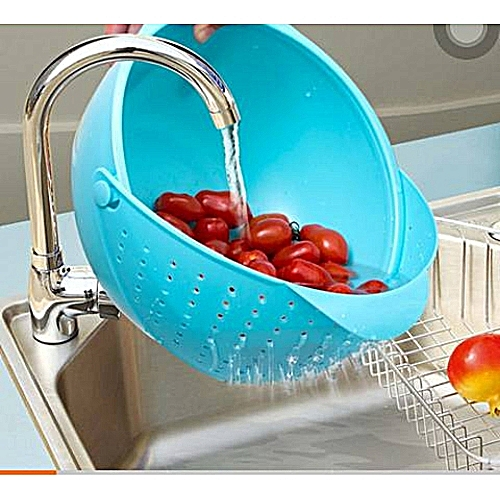 Vegetable/fruit And Rice Bowl Strainer