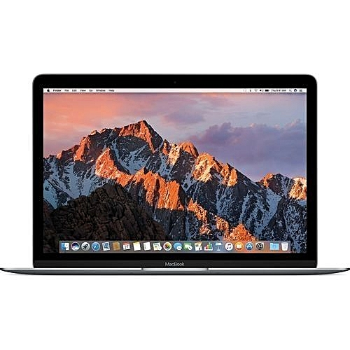 """Macbook 12"""" Intel Core M3 1.2GHz (256GB,8GB) MNYH2LL/A - Grey 2017 Edition"""