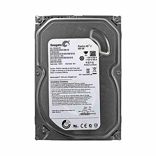 Seagate 500gb Interal Hard Disk