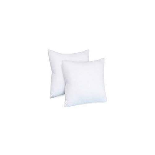 Set Of 2 Throw Pillow Stuffings/Fibre Filled