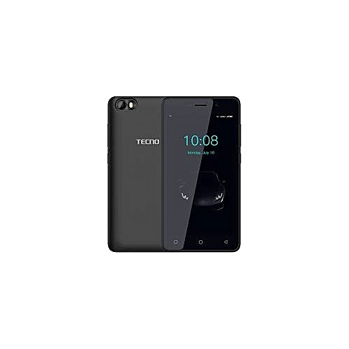 Tecno f1 5.0-inch 8gb Quad-Core MediaTek mt6580a 5mp 2mp Front Camera - Black