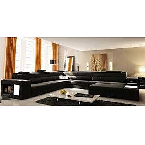 Audreydres 8 Seater Sectional Sofa Set (Free Centre Table)