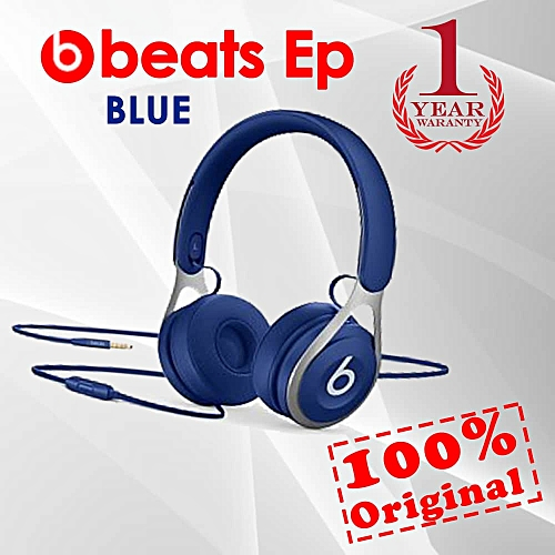 Beats by Dr. Dre BEATS EP - ON EAR HEADPHONES BLUE