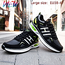 Used, New Autumn Men's Shoes, Large Size:EU38-47 Sports Shoes Korean Edition Running Shoes, Student's Board Shoes, Air Cushion, Leisure Basketball Shoes for sale  Nigeria