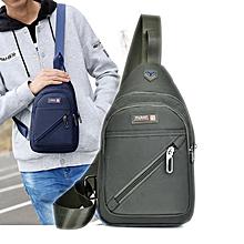 9fc7627d253 New Men  039 S Bag Fashion Waterproof Nylon Single Shoulder Bag Student  Chest Bag