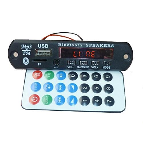 MP3 Decoder Board Module USB Sound Card Lossless 12V Bluetooth MP3 Decoder With Speakerphone WAV/WMA/FLAC/MP3/FM/3.5AUX MD02