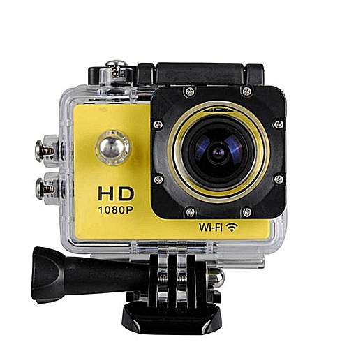 SJ4000 WIFI Action 1080P HD DV Sports Recorder Waterproof Camera Camcorder YE