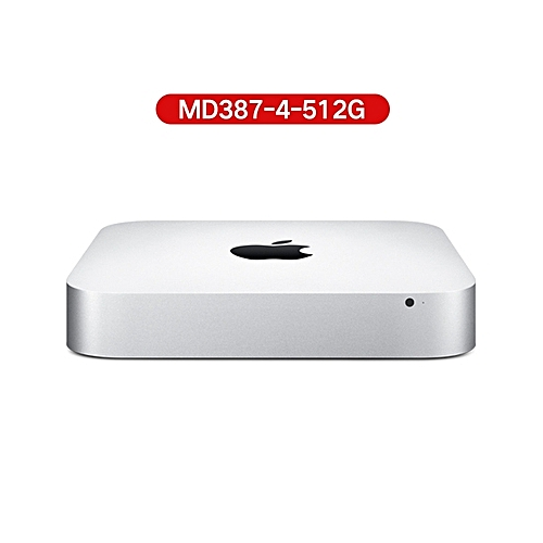 Apple Mac Mini MD387 Desktop (Discontinued By Manufacturer)