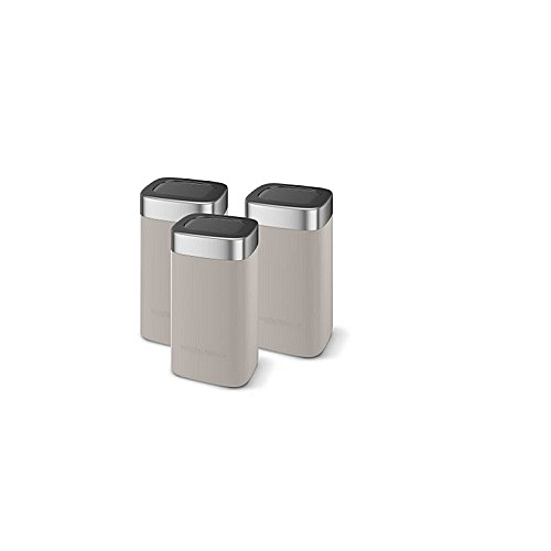 Morphy Richards Storage Canisters -Set Of 3