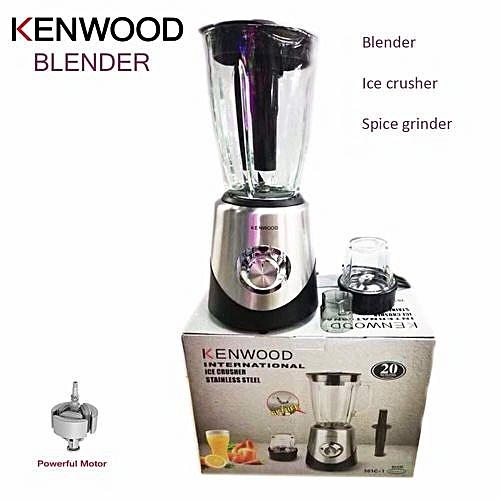 Kenwood 2 In 1 International Ice Crusher Blender With Grinder