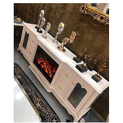 Royal Tv Stand With Drawers(Prepaid Only)