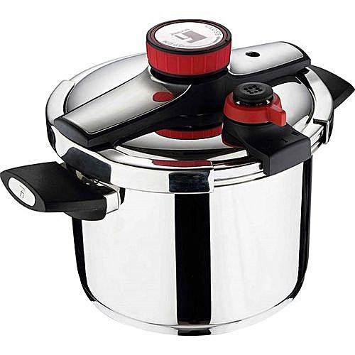 Capri 6 Liter Pressure Pot