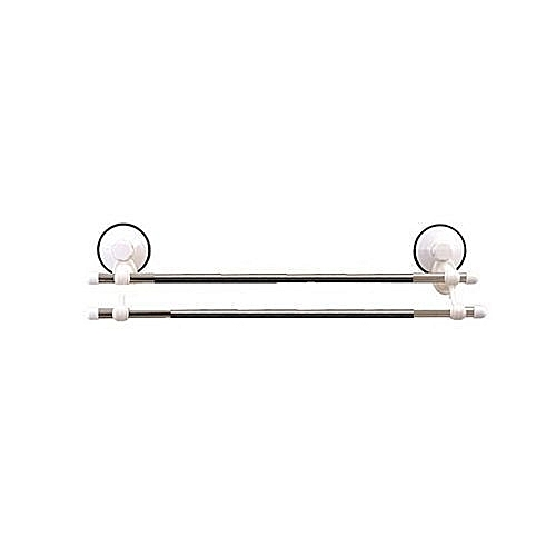 Towel Hanger - Double Rail Towel Rack