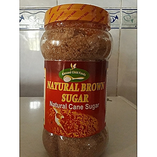 Blessed Child Food Brown Sugar 850g