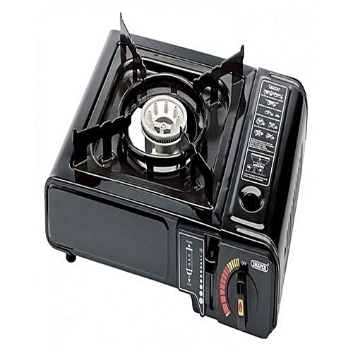 Portable Camp Cooker With Gas