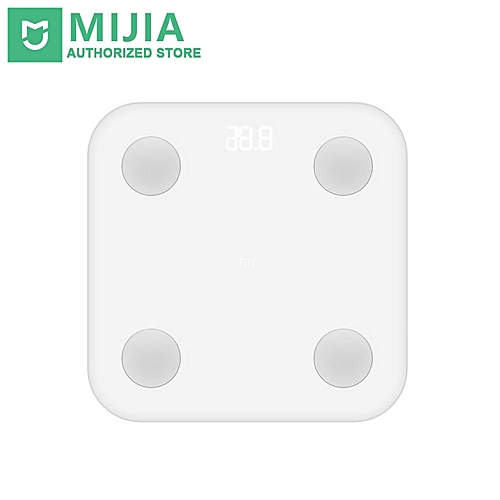 Mi Smart Body Fat Scale Body Composition Monitor led Display