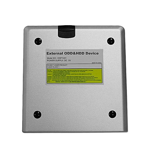 Exterior Alloy USB3.0 DVD-RW 8X Burner CD-ROM For Windows PC/Integrated PC