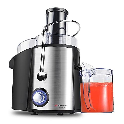 Turbo Powered Juice Extractor JE-880- Black