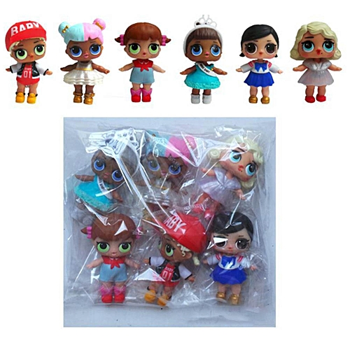 LOL Lil Outrageous Surprise Ball Series 1 Doll Blind Mystery Ball Toy
