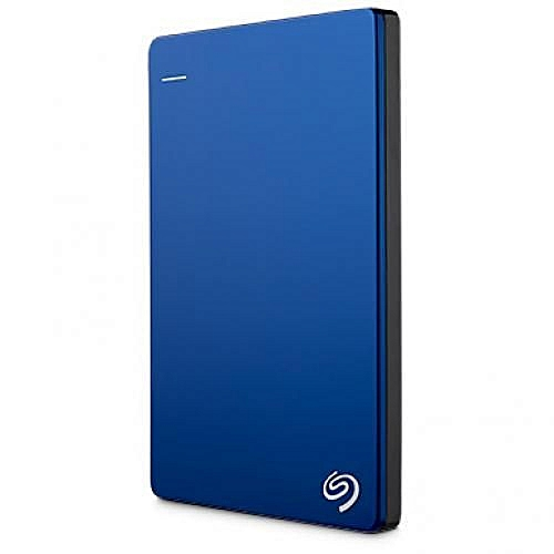 500gb External Backup Plus Slim Hard Drive