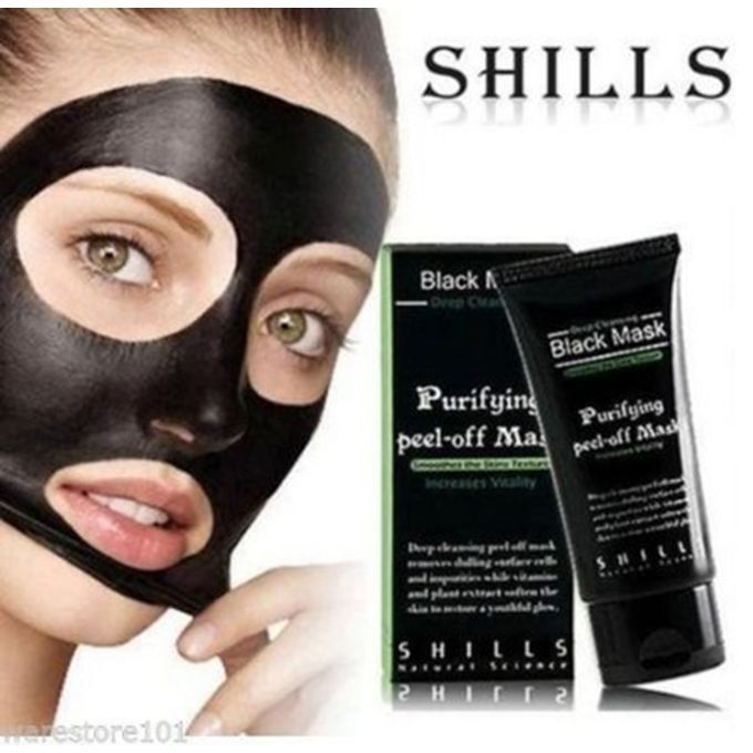 Natural Science Purifying Peel Off Mask
